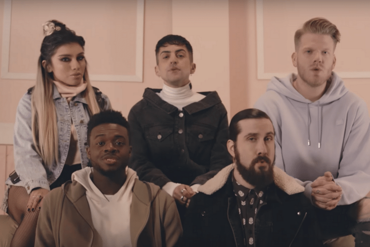 This Pentatonix cover of Queen's 'Bohemian Rhapsody' is too gorgeous for words