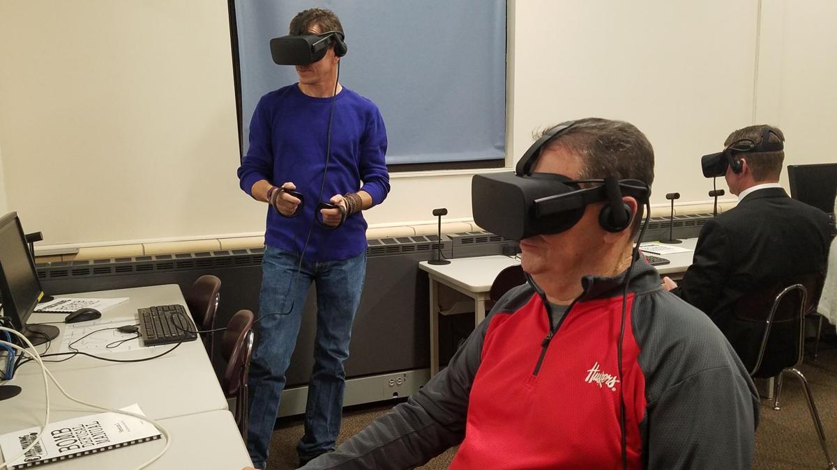 VR board members