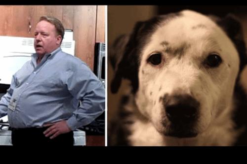 Adopting A Dog Saved This Man's Life
