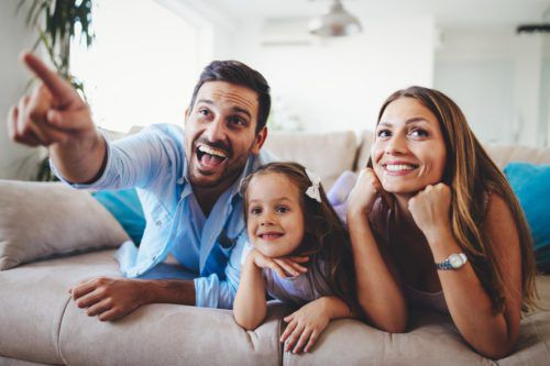 How To Make TV Time Count With Your Kids