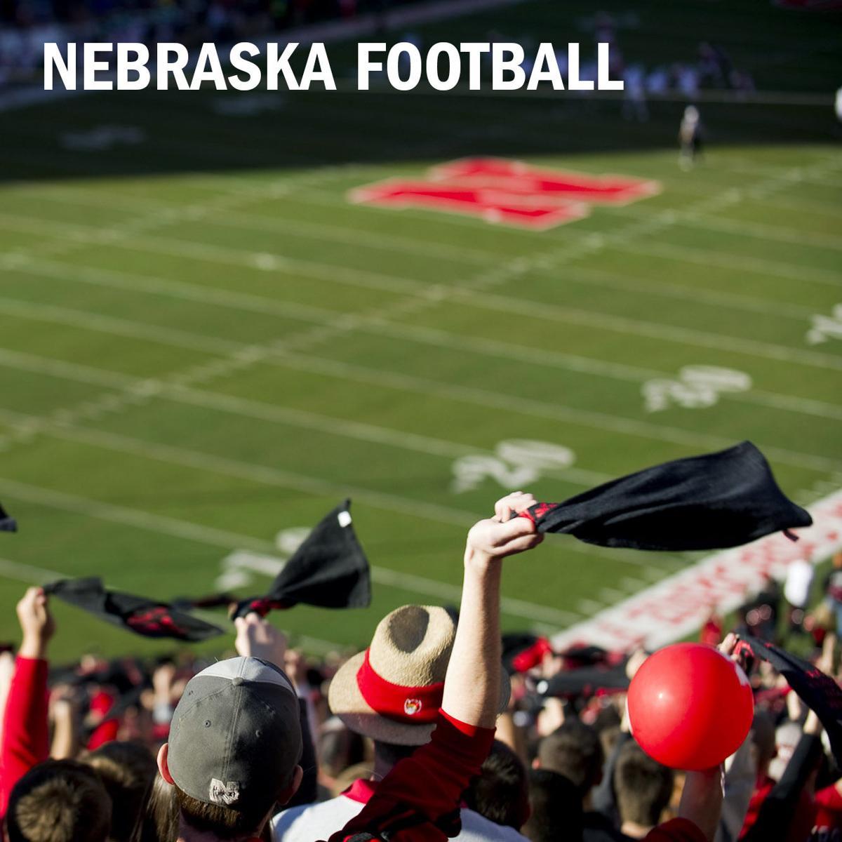 Nebraska football logo 2014