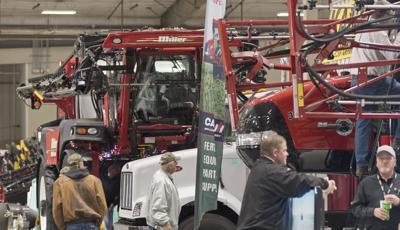 Nebraska Power Farming Show