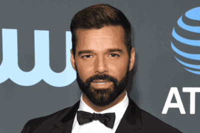 Ricky Martin Brought His Son To The Grammys And They Took The Cutest Pictures On The Red Carpet
