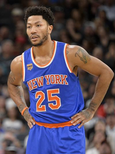 08c0a678c Cavs sign Derrick Rose to 1-year contract