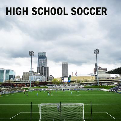 High school soccer logo 2014