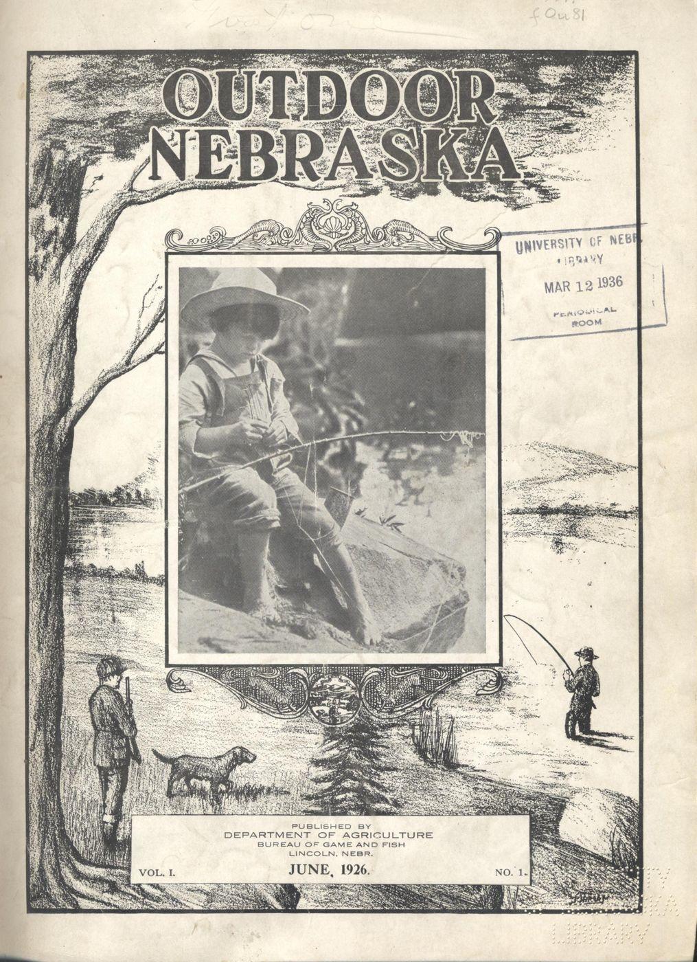 June 1926: Nebraskaland Digital archive