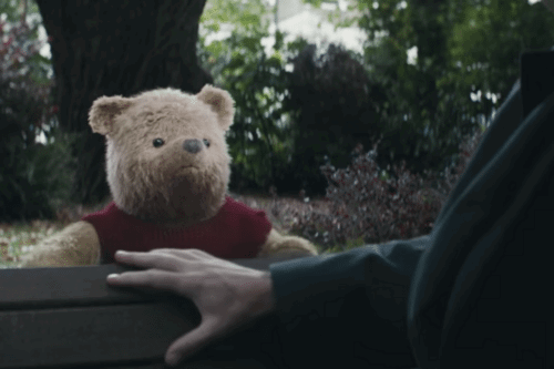Winnie The Pooh Is Back In This Teaser Trailer For Disney's 'Christopher Robin'