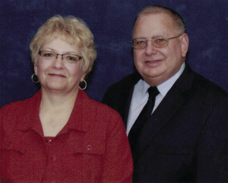 Gordon and Linda (Wattjes) Schuerman