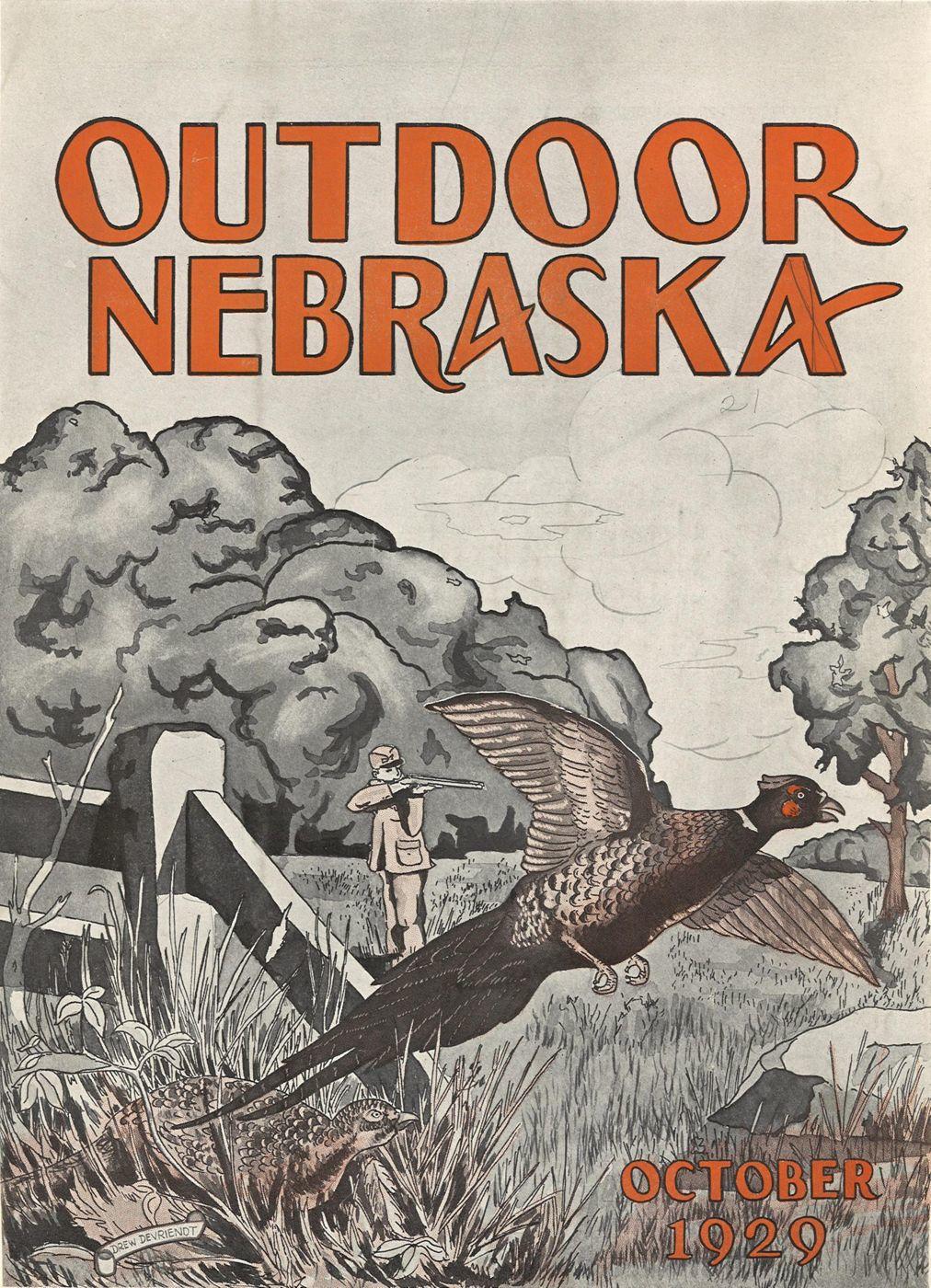 October 1929: Nebraskaland digital archive