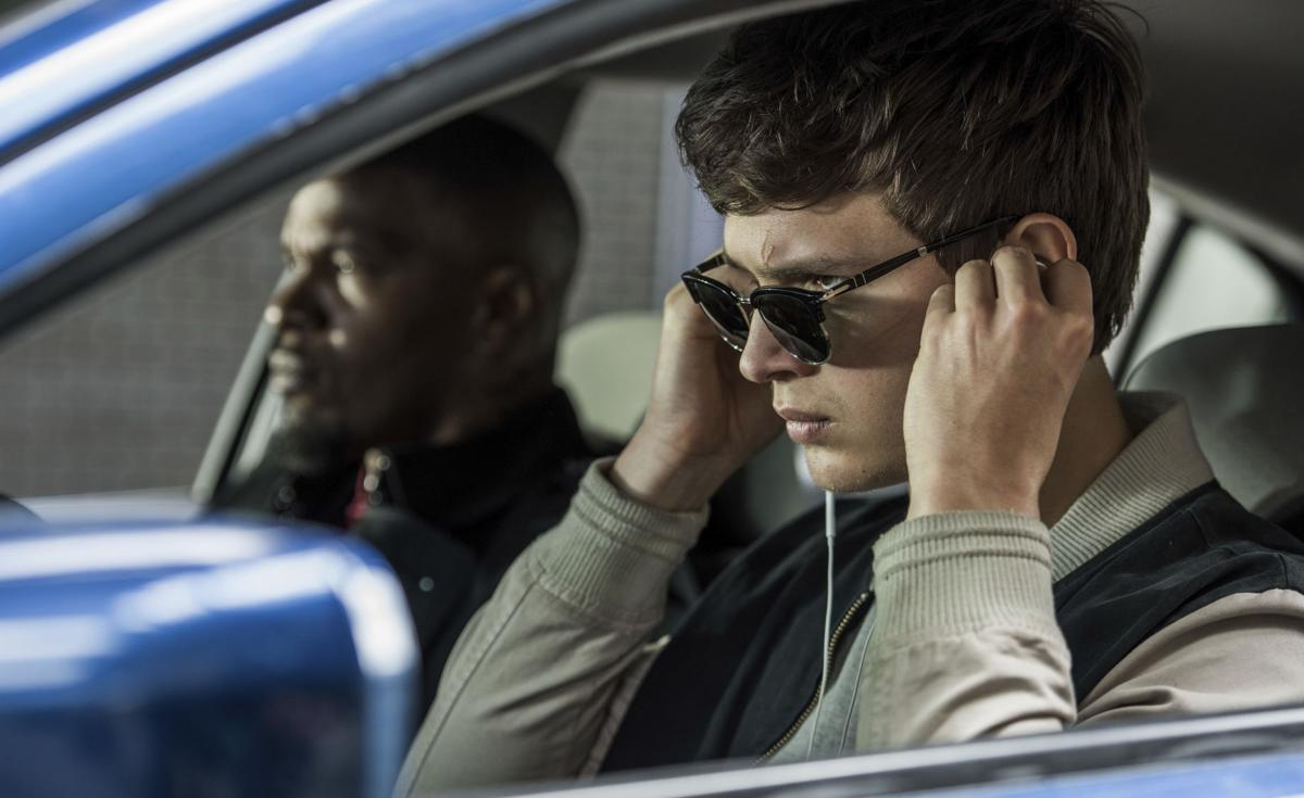 2. 'Baby Driver'