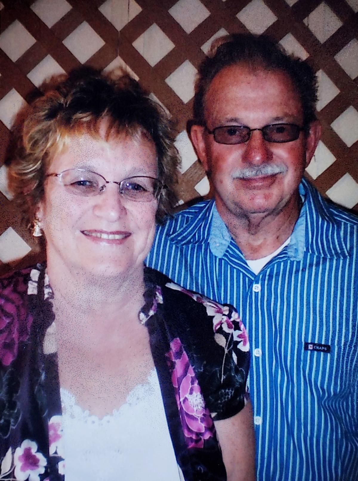 Carol and Bob Allen now