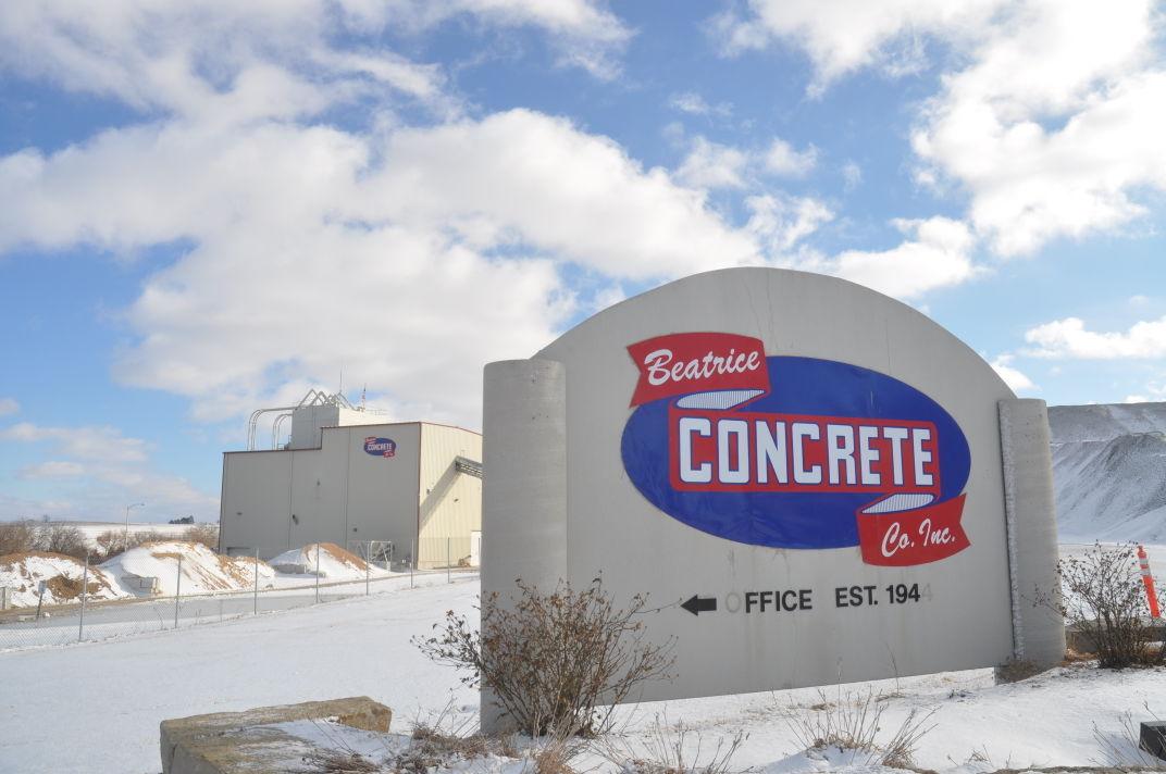 Beatrice Concrete 1