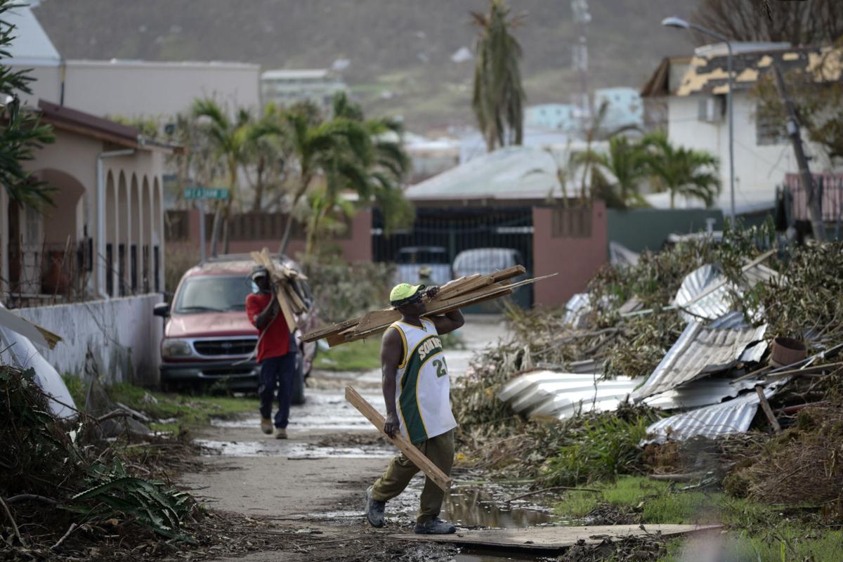 St Martin Hurricane Irma