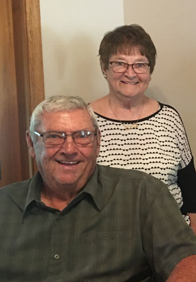 Don and Shirlie Wollenburg