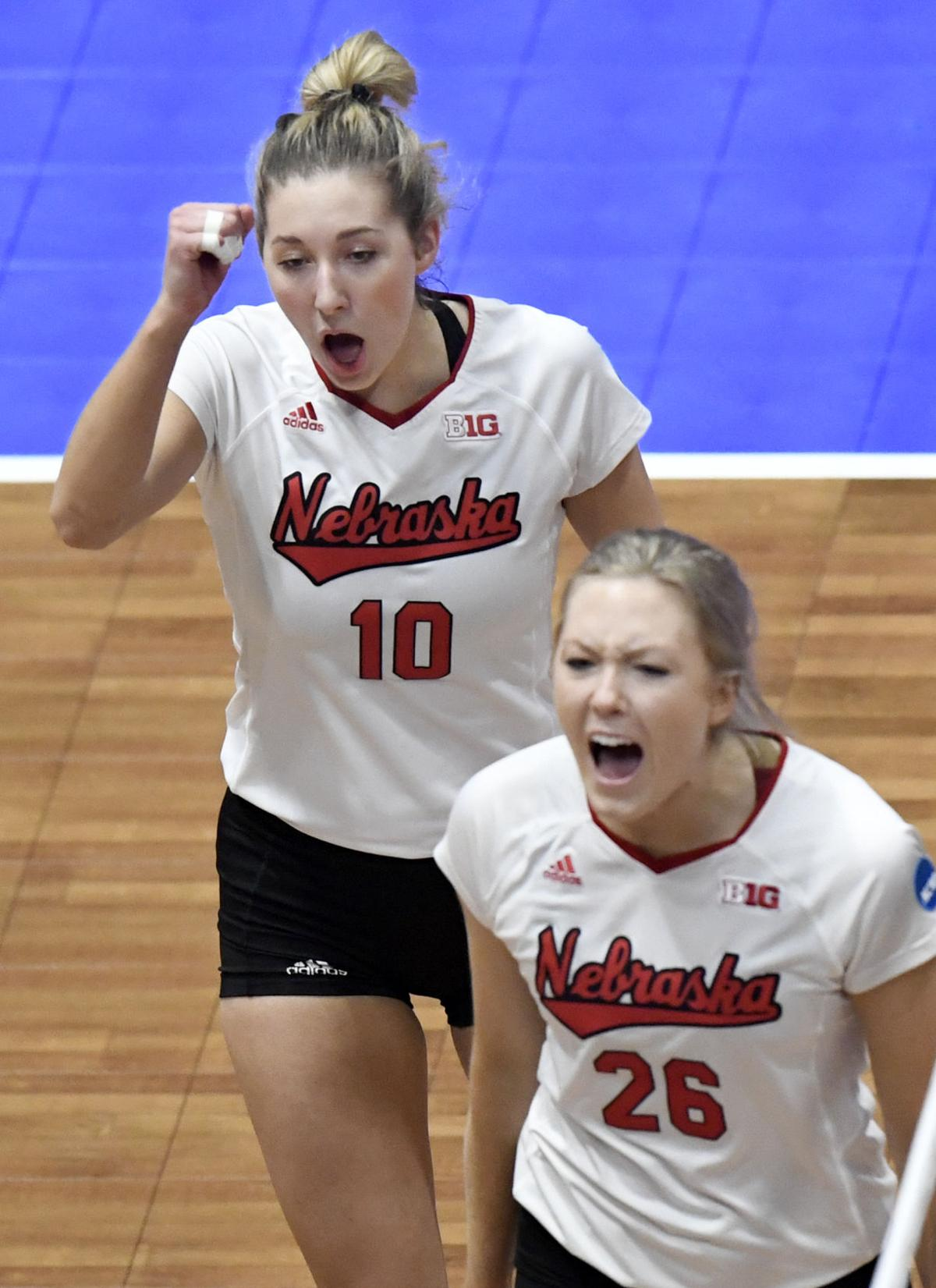 Championship Hopes For Nebraska Volleyball Team On Hold Until Spring Huskers Beatricedailysun Com