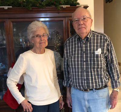 Glenn and Elaine Heideman
