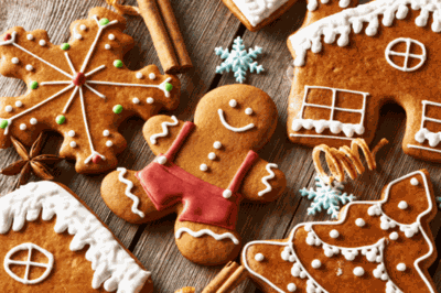 If You Had To Choose A Favorite Christmas Cookie, Which Would It Be?
