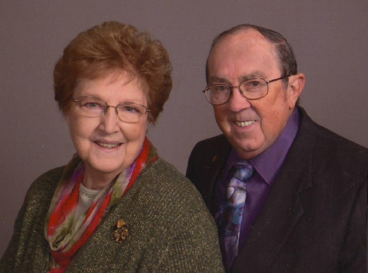 Ken and Mary Jane Greenwood