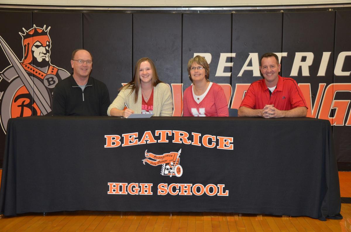 Kirsten Baete signing