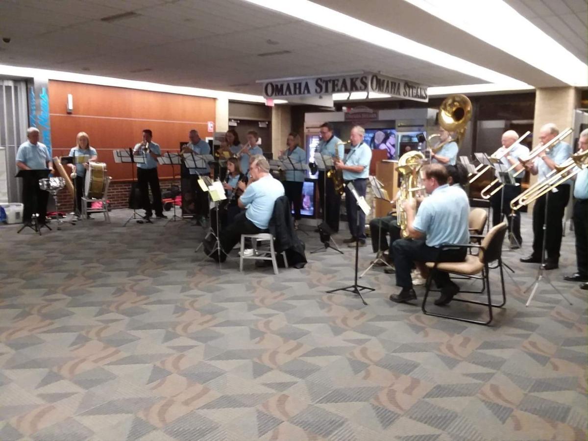 Honor Flight band