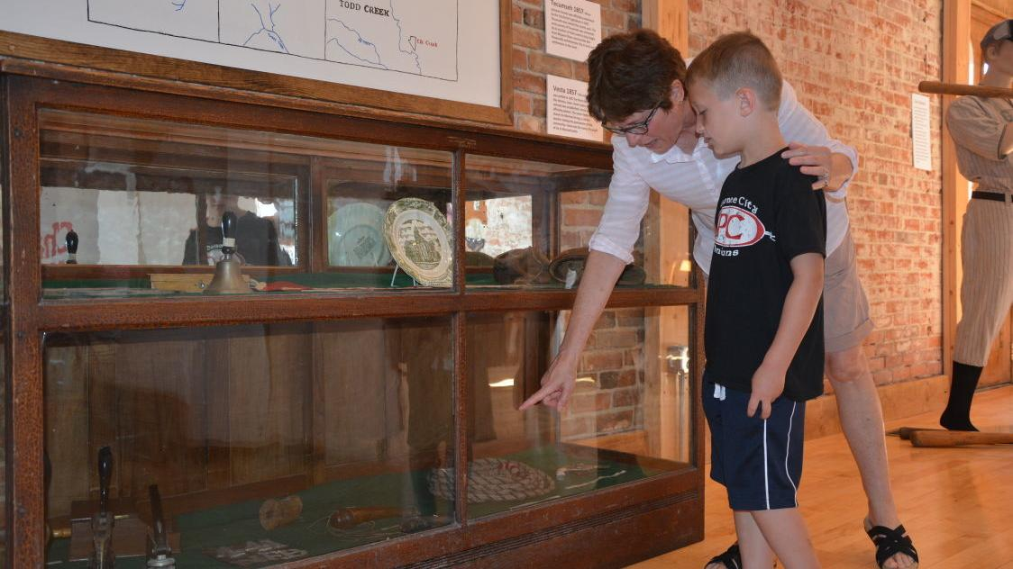 Over 5,000 people have visited Johnson County museum