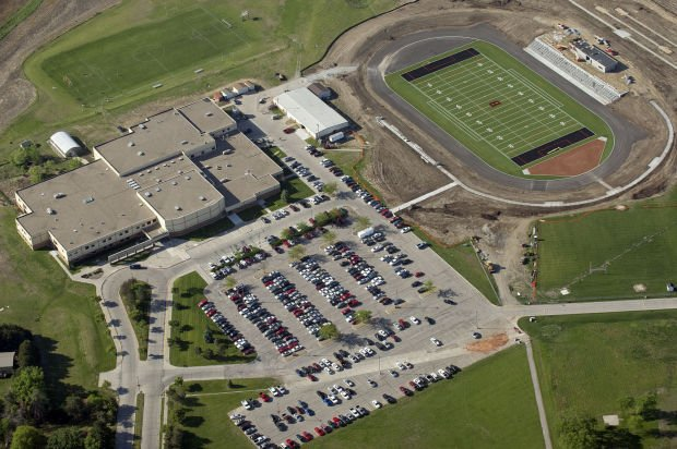 BHS Aerial View