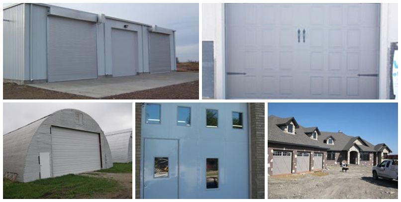 collage2 & Blue Valley Door | overhead doors | garage doors | Beatrice NE ...