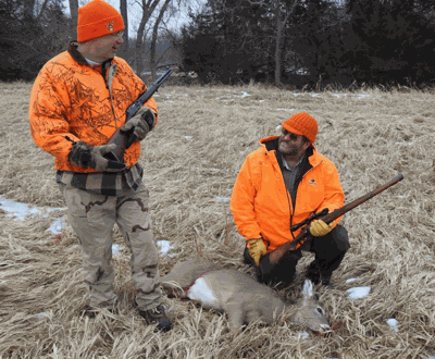 Late antlerless season a chance to hunt in a different