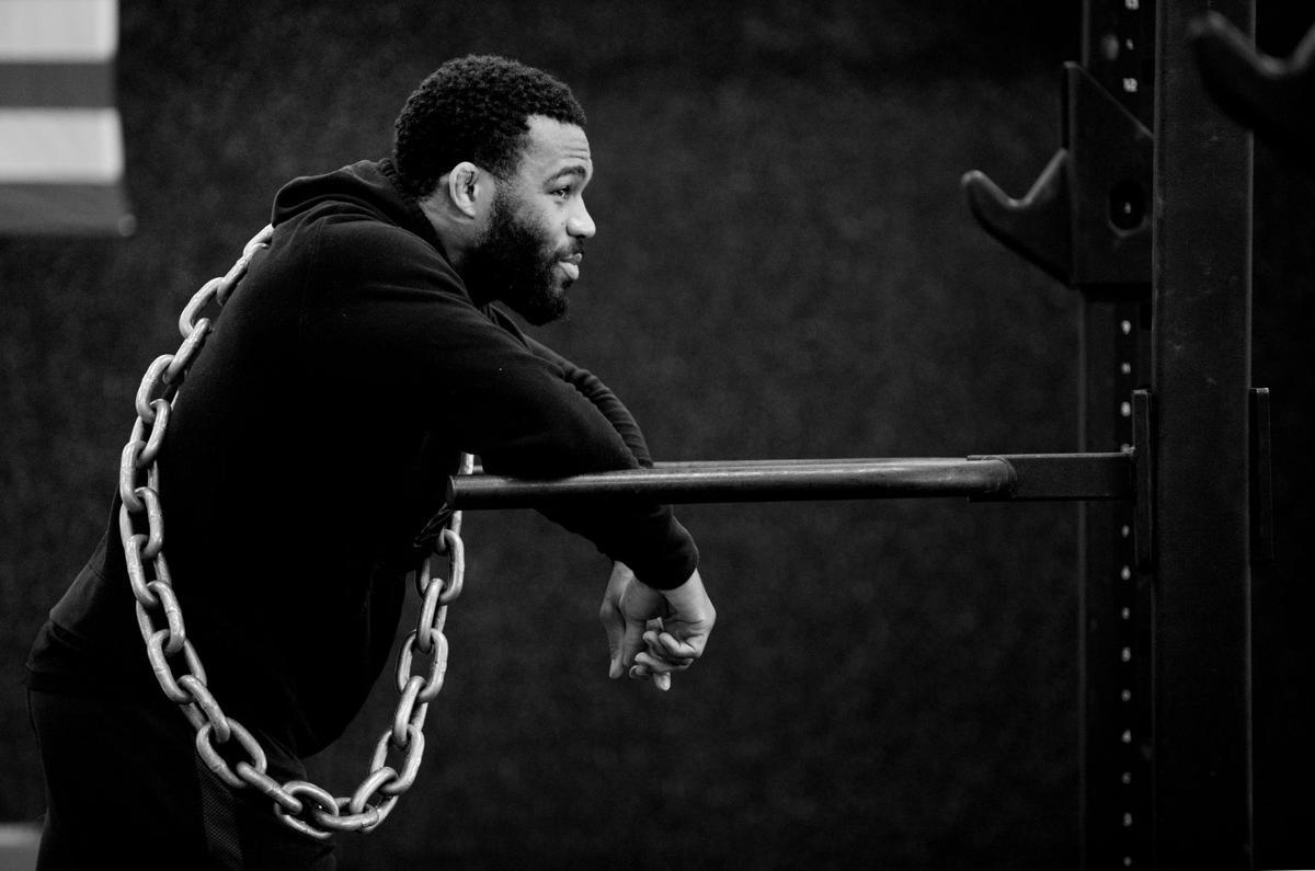 Broken & rebuilt: The resurrection of Jordan Burroughs