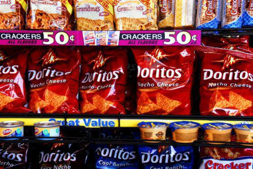 Here's What's Really Happening With That 'Doritos For Women' Idea