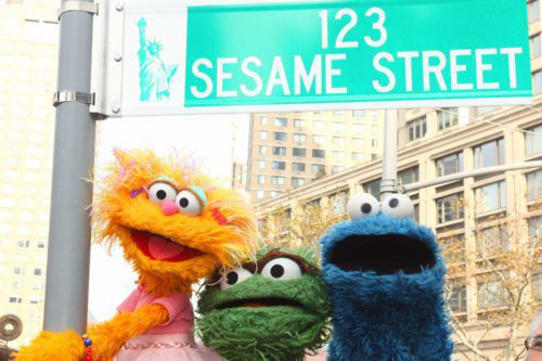 'Sesame Street' Launches Kickstarter To Prevent Bullying Of Kids With Autism