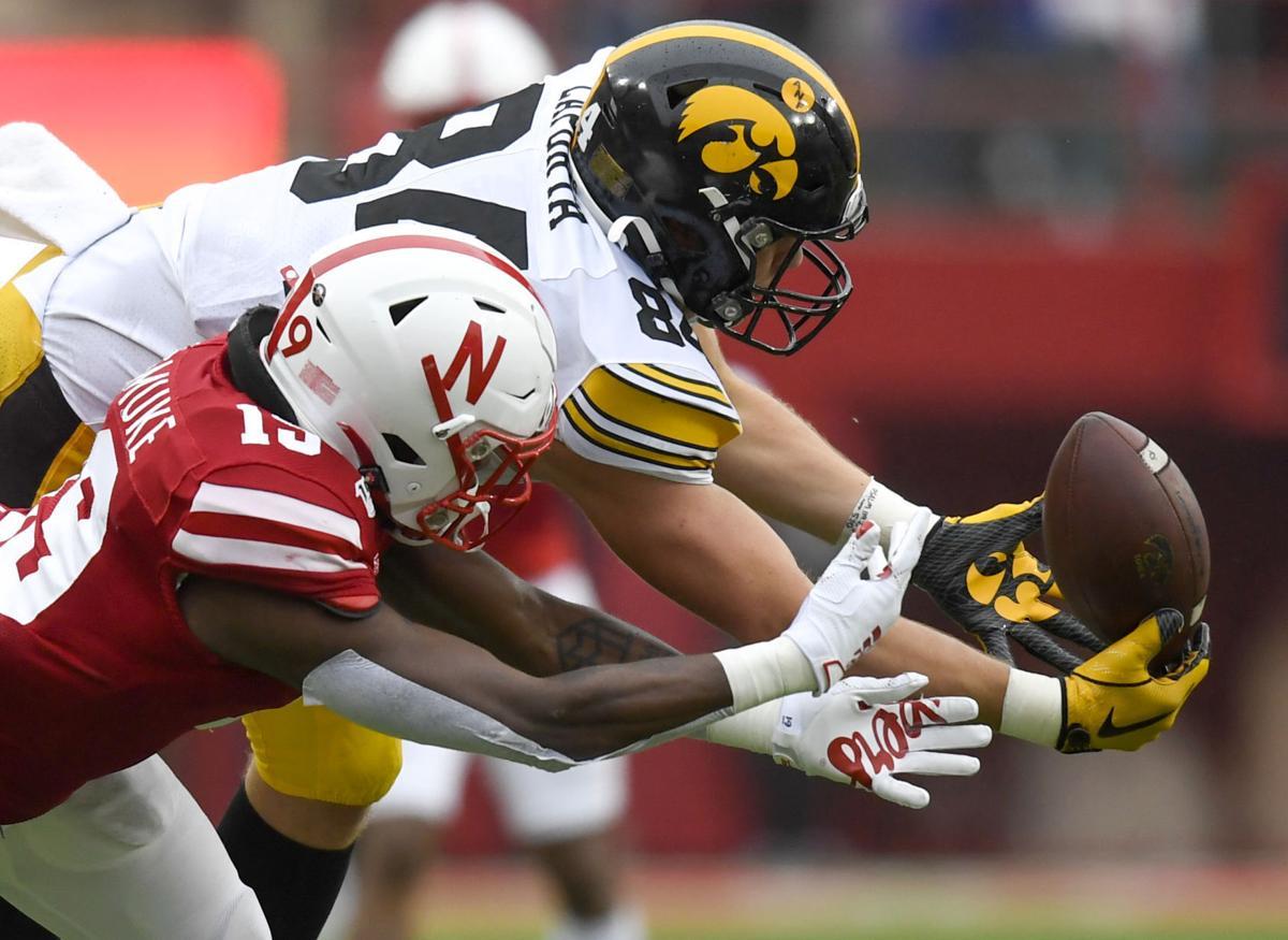 Iowa vs. Nebraska, 11.29