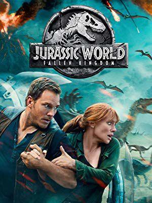 Jurassic World: Fallen Kingdom, publicity photo