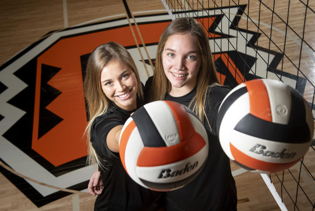 Heidemann Sisters Volleyball, 11.2