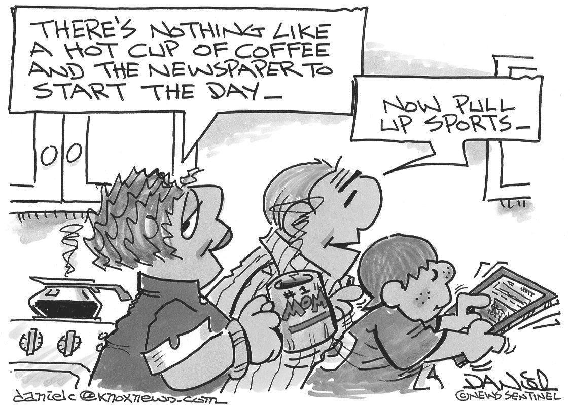opinion cartoon