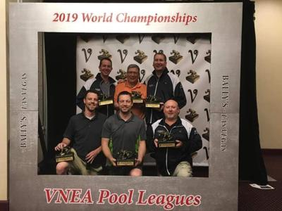 Local pool players find success in Vegas | Sports