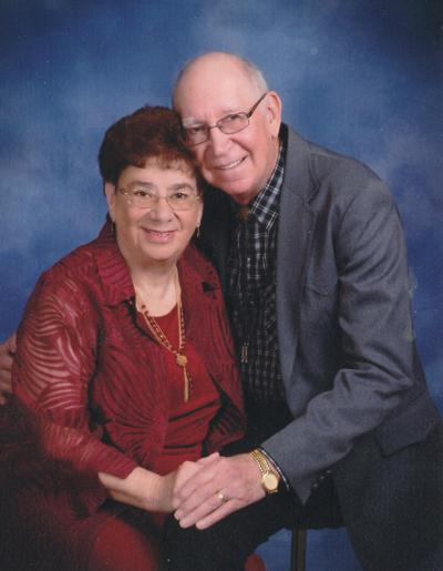Frank and Shirley Mitschler
