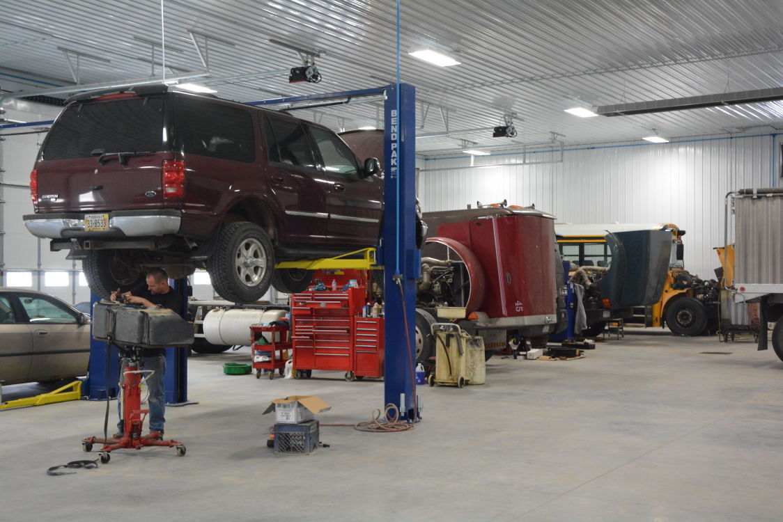 Auto repair plus grows in plymouth local news for Garage auto plus herblay
