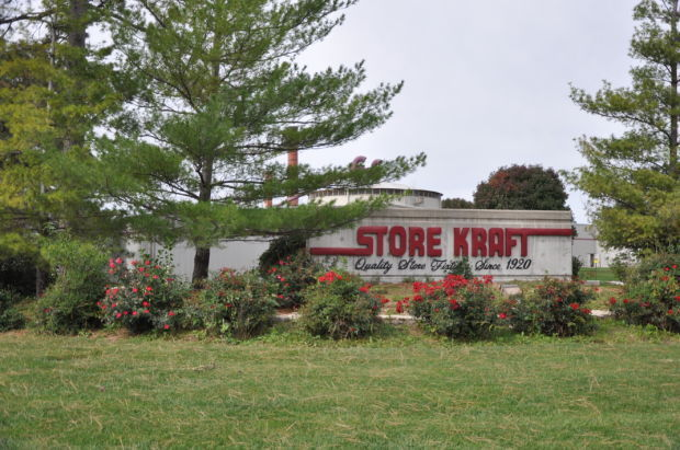Store Kraft Present day