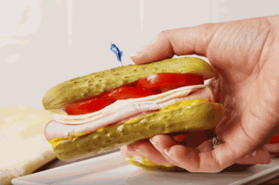 'Pickle Subs' Are The Most Delicious Low-carb Alternative To Your Favorite Sandwich
