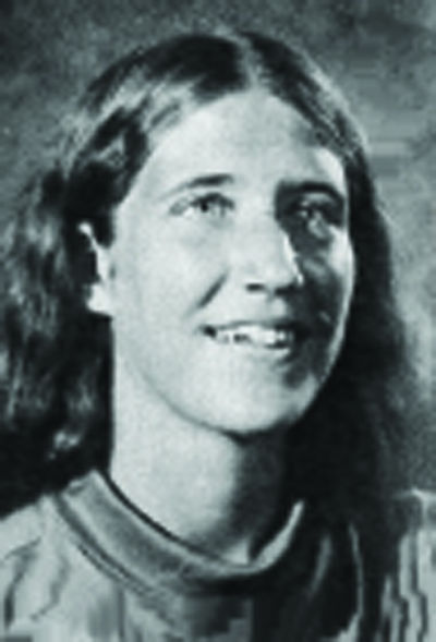 Carol Bradley (Then)