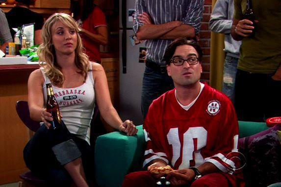 Penny from 'Big Bang Theory'