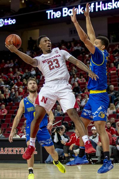 Nebraska basketball vs. UC Riverside, 11.5
