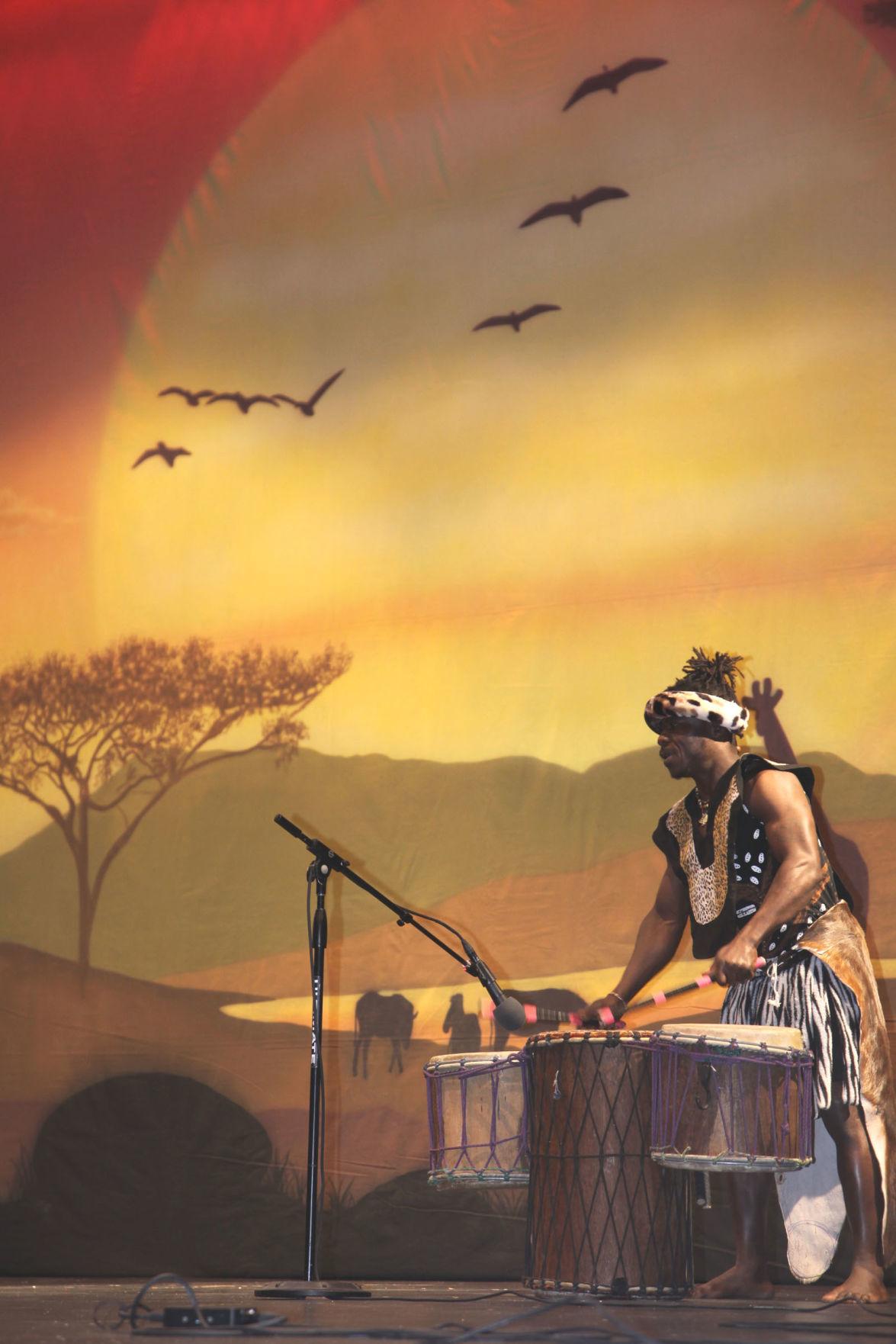 native scene