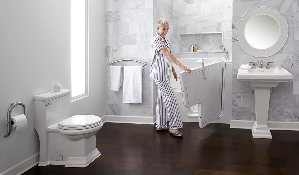 Five aging-in-place bathroom upgrades to make when you\'re younger ...
