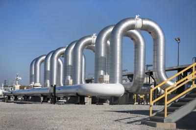 APTOPIX Canada US Pipeline