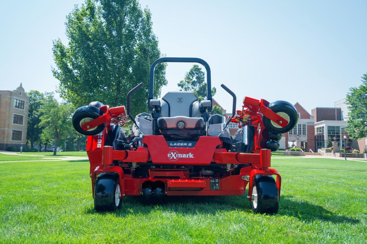 Exmark raises the productivity bar with new Lazer Z Diesel mower