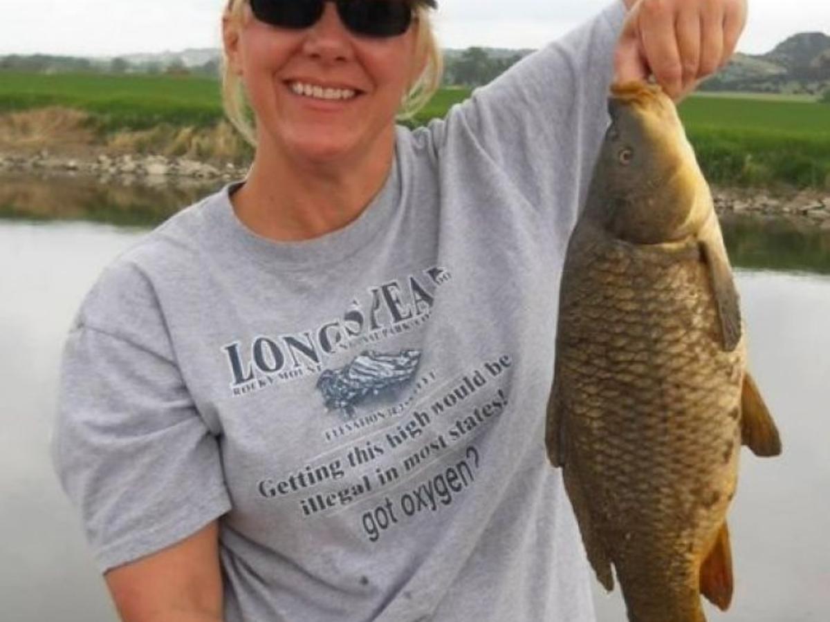 Don T Overlook Carp For A Fishing Adventure Local Beatricedailysun Com