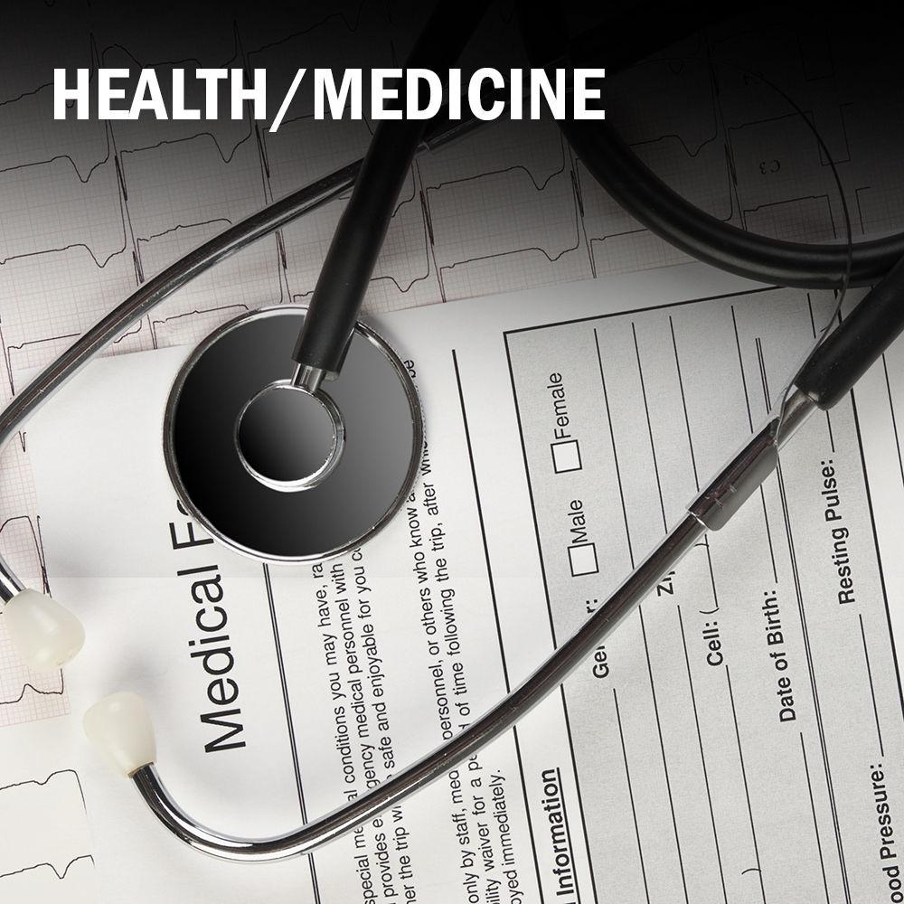 Health and medicine logo 2014