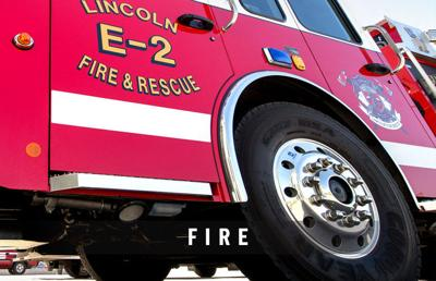 Fire logo 2020 for Lincoln